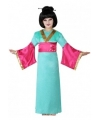 Carnaval Japans kostuum meisjes